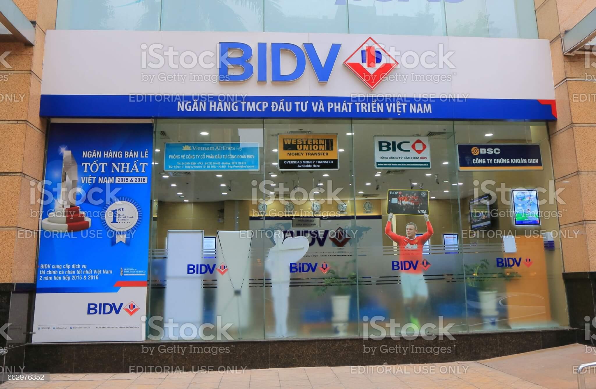 Cách tính lãi suất vay ngân hàng BIDV
