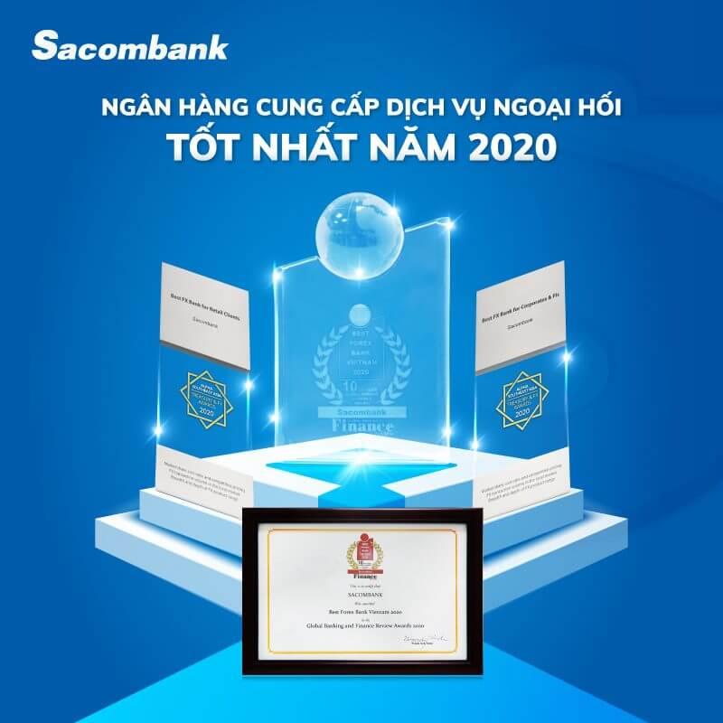 Sản phẩm tài chính của ngân hàng Sacombank dành cho khách hàng cá nhân