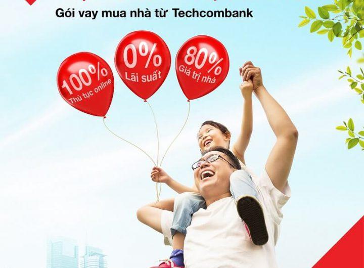 Cách tính lãi suất vay ngân hàng Techcombank trong excel mới nhất