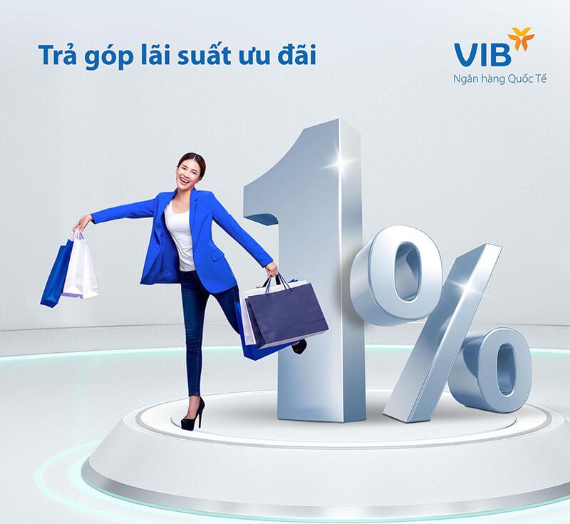 Lãi suất vay tín chấp tiêu dùng ngân hàng VIB mới và chính xác 100%