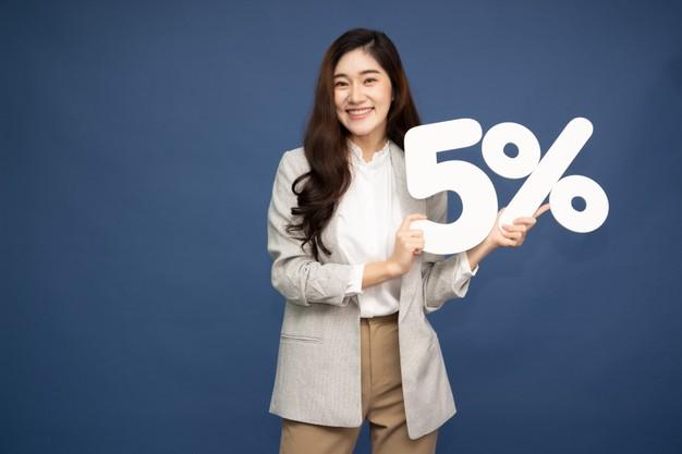 Công thức và cách tính tiền lãi khi vay Fe Credit với bảo hiểm khoản vay 5 phần trăm