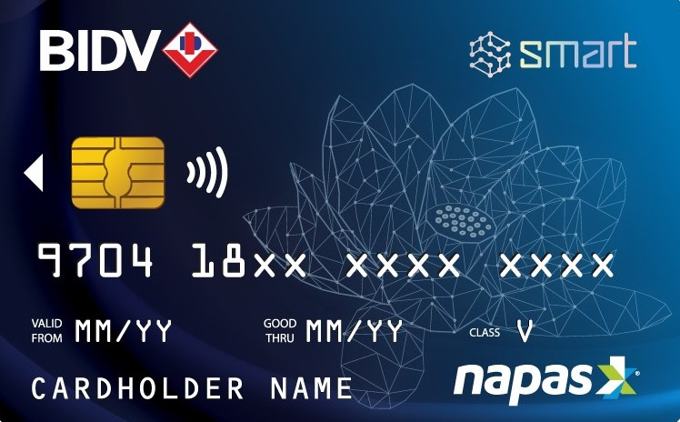 Phí quản lý thẻ BIDV là gì