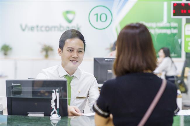 Vietcombank liên kết với ngân hàng nào