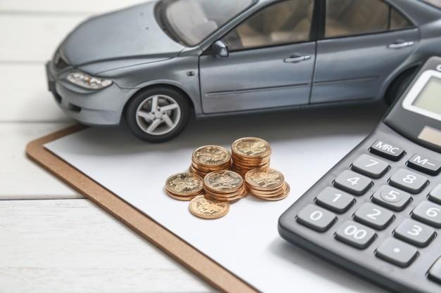 Vay tiền bằng đăng ký xe ô tô online