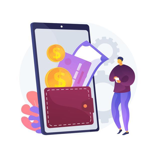 mở tài khoản thanh toán trực tuyến trên điện thoại